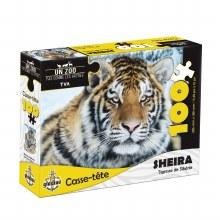 Casse-tête 100mcx - Sheira Tigre