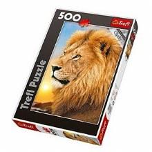 Casse-tête 500 mcx - Lion