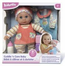 Kidoozie - Bébé à caliner et à dorloter