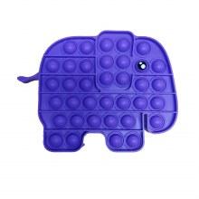 Push pop fidget Éléphant