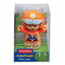 Figurine - Pilot Hélico