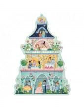 Casse-tête, 36 mcx géants - La tour de la princesse