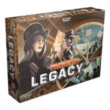 Pandemic Legacy - Season 0 (Ang.)