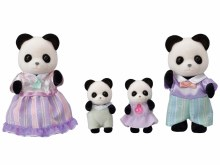 Calico Critters - Famille Panda Pitchounet