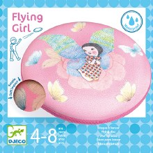 Disque volant - Flying Girl