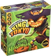King of Tokyo Extention - Halloween