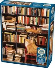 Casse-tête 500 mcx - Gotham Bookstore Cats