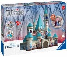 Casse-tête 3D 216mcx - Chateau Frozen II