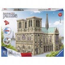 Casse-tête 3D 324 mcx - Nôtre-Dame de Paris