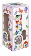 Puzzle Tower - Enfants Papillon