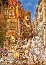 Casse-tête 1000 mcx - Romantic town, Days