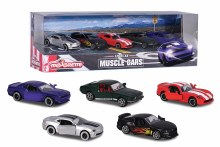 Majorette ensemble 5 Muscle Cars