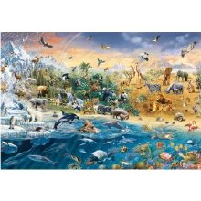 Casse-tête, 1500 mcx - Monde sauvage