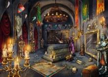 Casse-tête 3D, 759 mcx  - Escape, Chateau vampire