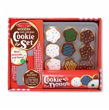 Jeu de biscuits