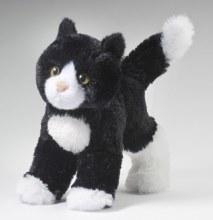 Snippy - Chat noir et blanc