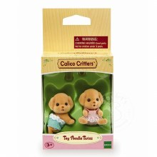 Calico Critters - Jouet Jumeaux Caniches