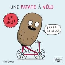 Une patate à vélo - le jeu