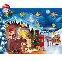 Calendrier de l'avant - Père Noël