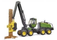 John Deere - Harvester avec tronc