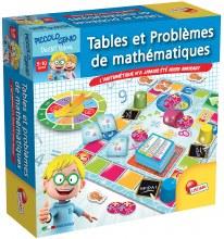 Tables et Problèmes