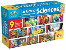Le grand laboratoire des 9 sciences