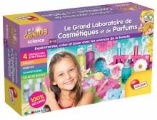 Le grand laboratoire e cosmétique et de parfums