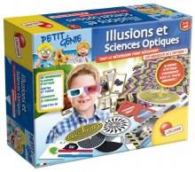 Illusions et sciences optiques