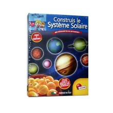 Construis le système solaire