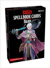 D&D - Spellbook Cards Bard