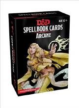 D&D - Spellbook Cards Arcane