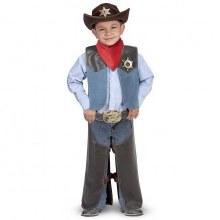 Costume de cowboy (3-6ans)