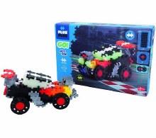 Plus-Plus - Go! - Crazy Cart