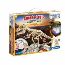 Archéo-Ludic - Le squelette géant du T-rex