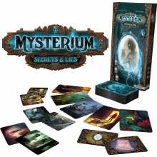 Mysterium - Secret & Lie (Bil.)