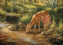 Casse-tête, 350 mcx - Deer Family