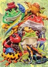 Casse-tête, 350 mcx - Frog pile