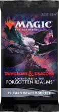 Mtg - Adventure in the Forgotten Realms - Draft Booster