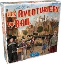 Les aventuiers du rail - Amsterdam (Fr.)