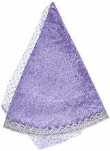 Chapeau princesse Lilas
