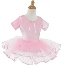 Tutu de ballet rose - medium/grand
