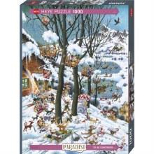 Casse-tête 1000 mcx - Paradise - In Winter