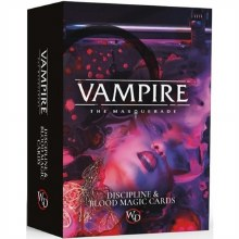 Vampire The Masquerade - Card Deck