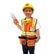 Costume de travailleur de la construction