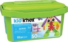 Kid K'nex - Boite multipièces Copains Malins
