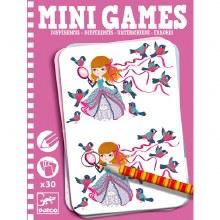 Mini Games - Les différences