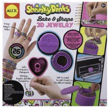 Shrinky Dinks Bake & Shape 3D