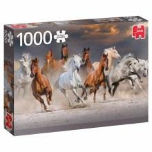 Casse-tête 1000 mcx - Desert Horses
