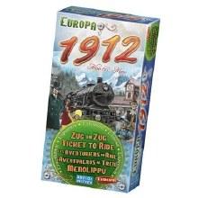 Les aventuiers du rail - Europa 1912