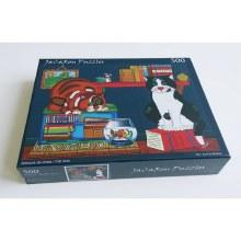 Casse-tête 500mcx - Amours des chats